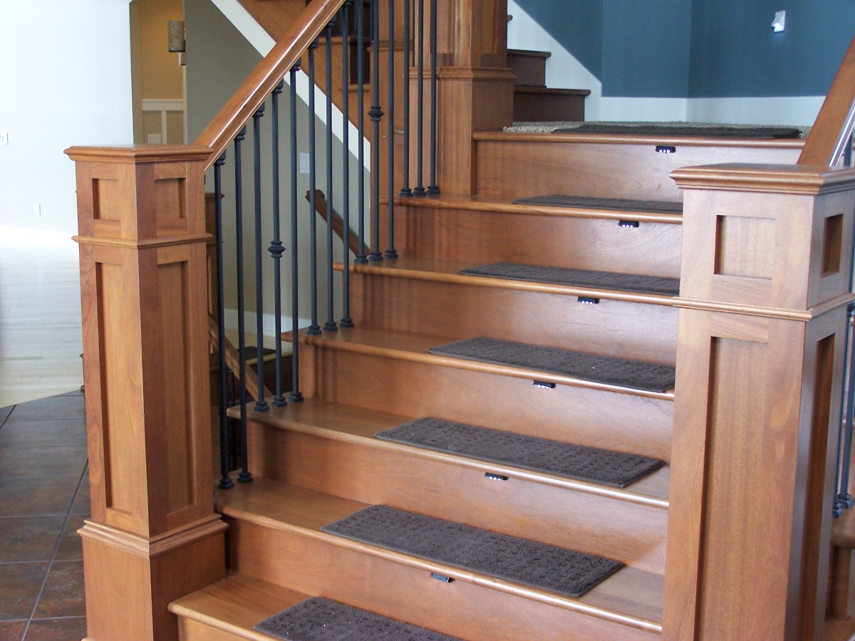 402 Remodel stairs