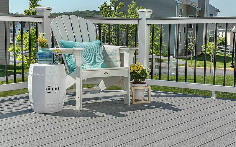 How to Install a Trex Deck Railing