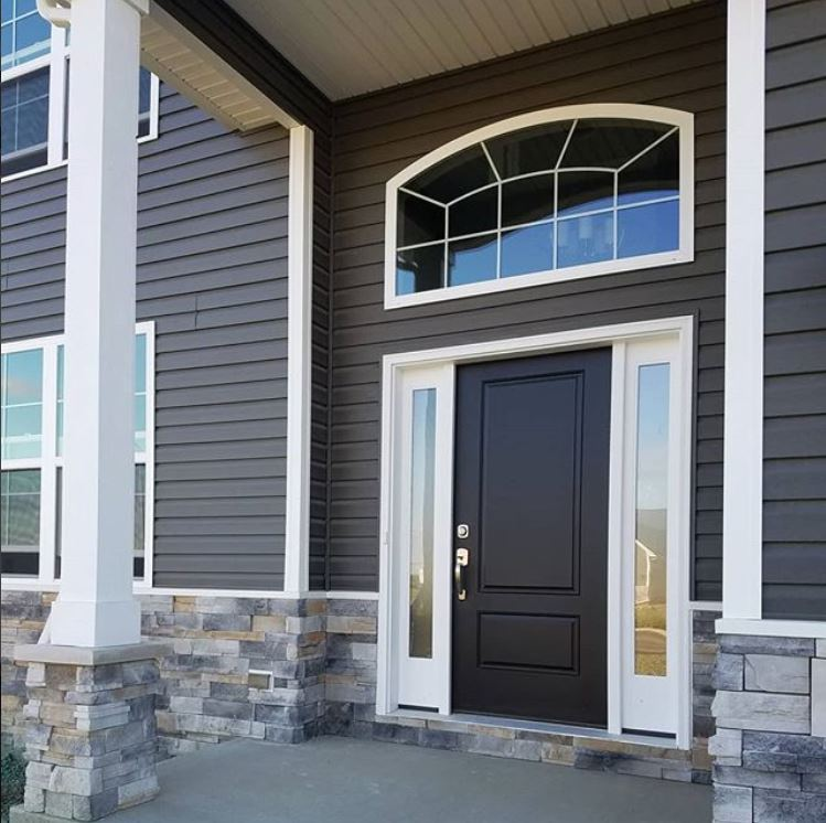 New Therma Tru Exterior Door