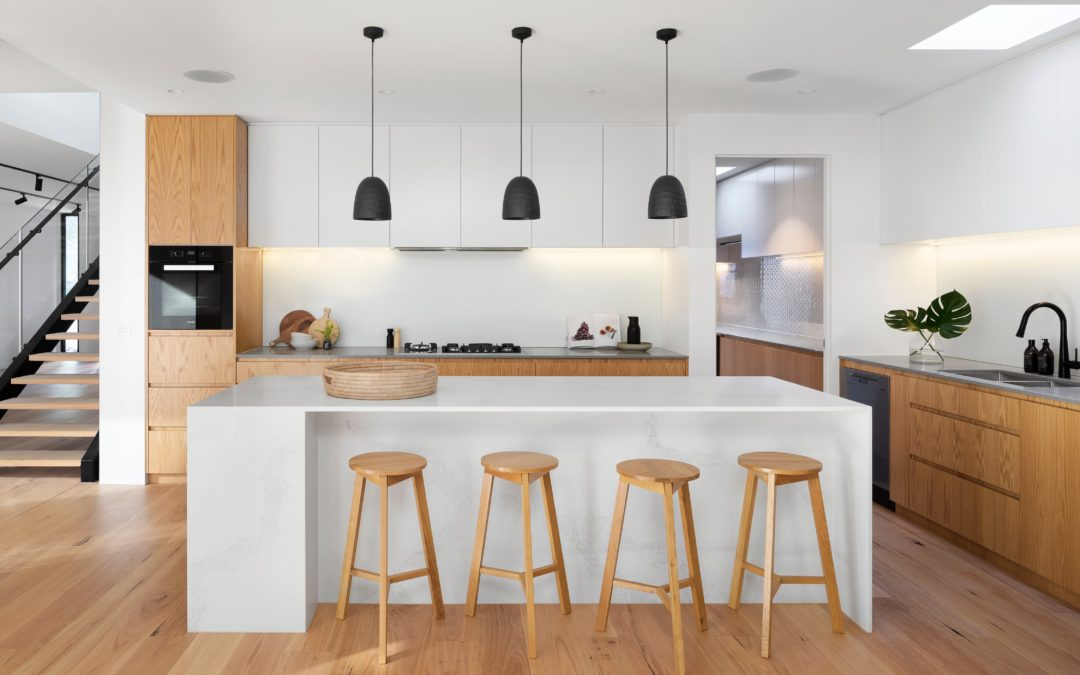 What Color Countertops Go Best with White Cabinets?